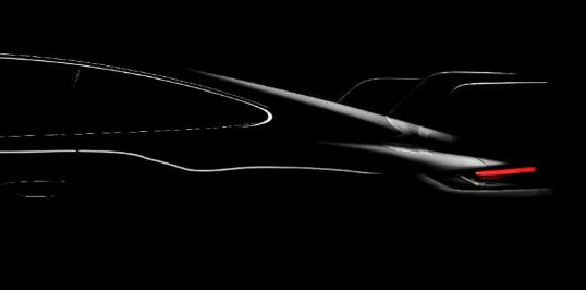 保时捷于2月16日亮相前神秘的911 GT模型
