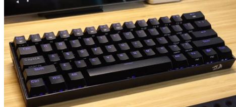 Redragon K530键盘具有强大的功能和价值但是编程较差