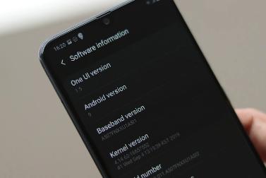 三星Galaxy A50智能手机收到2020年11月的安全更新