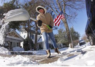 应对冬季停电的健康设计策略
