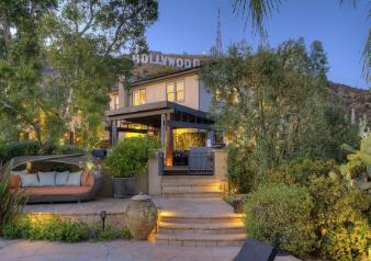 650万美元在德尼亚好莱坞山庄和韦尔购买的房屋