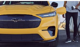 福特透露雄心勃勃的欧洲电动车过渡计划