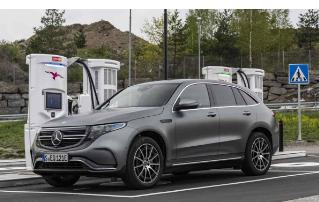奔驰在美国推出EQC电动SUV计划