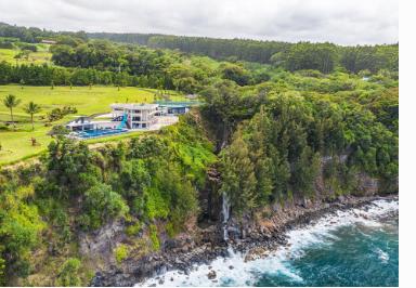 1000万美元在夏威夷香港和圣塔芭芭拉购买的物品