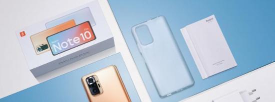小米展示了丰富的Redmi Note 10 Pro捆绑包