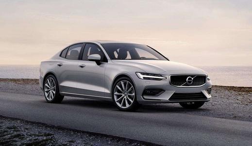 新的S60轿车成为数十年来首款不使用柴油发动机的沃尔沃汽车