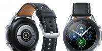 三星GalaxyWatch3智能手表全面泄漏看起来很棒