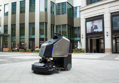 商用清洁机器人产品开发项目方面产品研发难度较大且周期较长