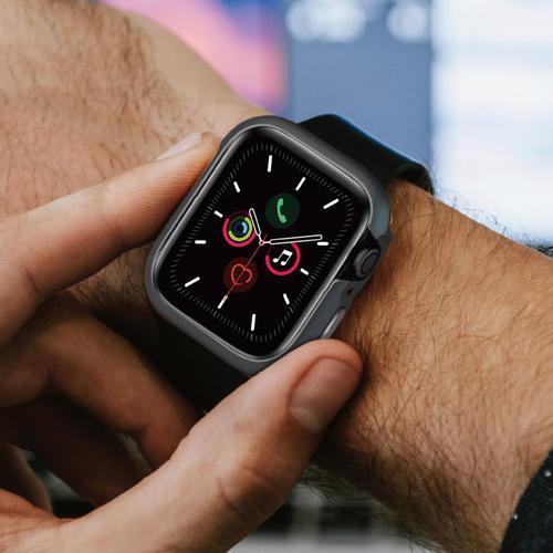 发布的AppleWatch将是带有红色表面的铝制表款