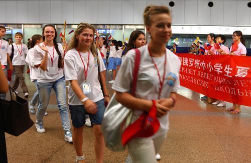 俄罗斯学生在国际初中科学奥林匹克竞赛中获得六枚金牌