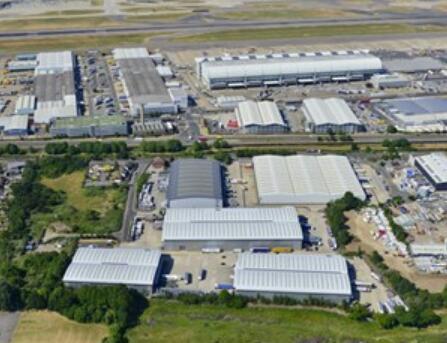 Hines欧洲基金以1点06亿美元收购英国物流园