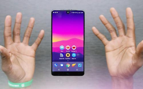 Essential还正在开发代号为GEM的独特智能手机设计