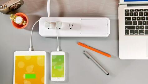 Quirky的新型电源板可让您在家中和旅途中充电