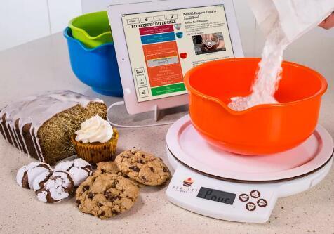 智能缩放和应用组合更好地烘焙