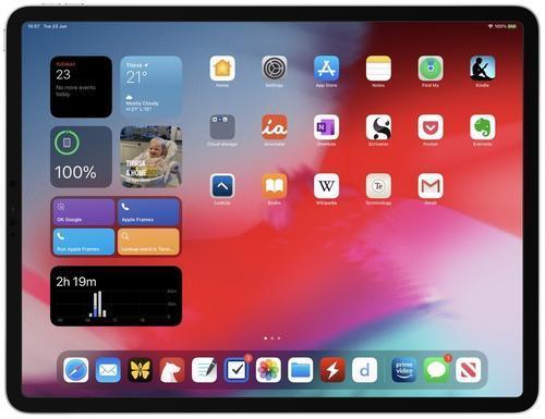 并建议在秋季推出并同时发布最终版本的iPadOS