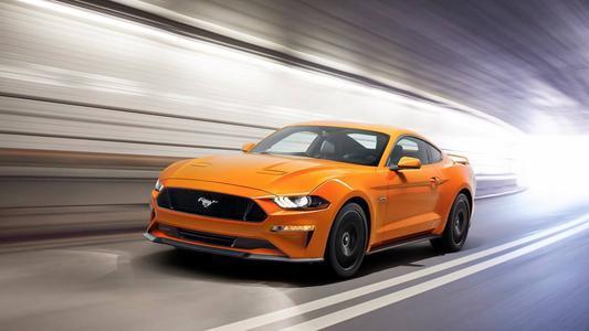 新的野马将六速自动变速箱换成新的十速变速箱