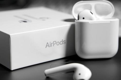 分析师Kuo预计将推出两款新的AppleAirPods