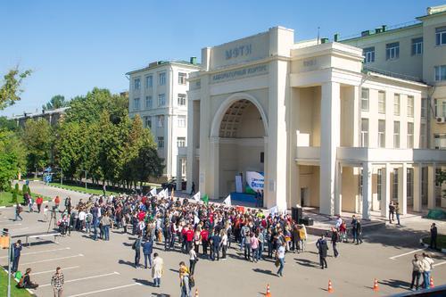 俄罗斯最有才华的高中生每年都在MIPT报名