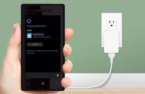 Insteon呼吁Cortana控制智能家居