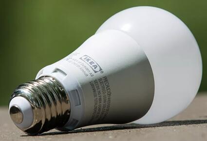 仔细观察宜家的低成本LED
