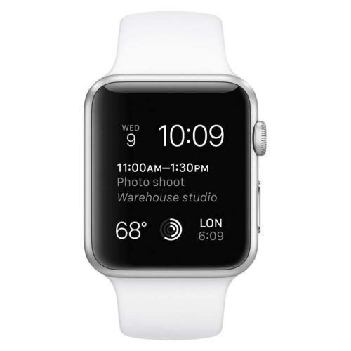 Series6似乎是新的AppleWatch型号即将面世的一个很好的线索