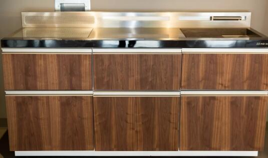 GE的新型微型厨房包装包括厨房水槽