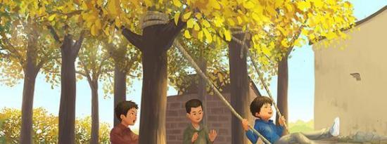 那份真切的童心童趣里有着几乎每一个人的童年经历和记忆