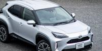 新跨界车丰田YarisCross在开始销售