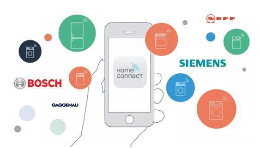 博世的HomeConnect应用程序将控制竞争对手的设备