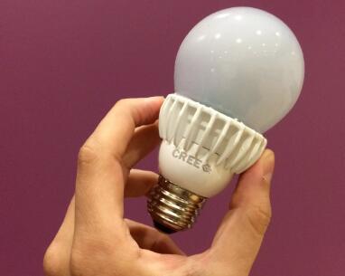 Cree将TW系列LED灯泡带入全国零售