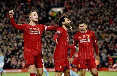 利物浦最后时刻被保级球队纽卡斯尔绝平