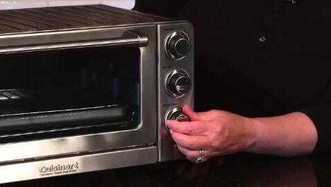 这款时尚的Cuisinart台面烤箱仅售60