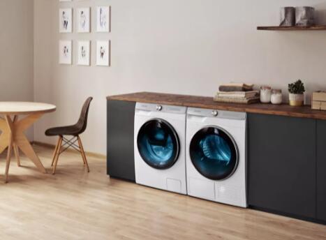 三星的新洗衣机将使用AI消除洗衣的麻烦