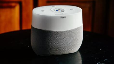 配备谷歌助手的iHomeiGV1智能扬声器今天仅售57美元