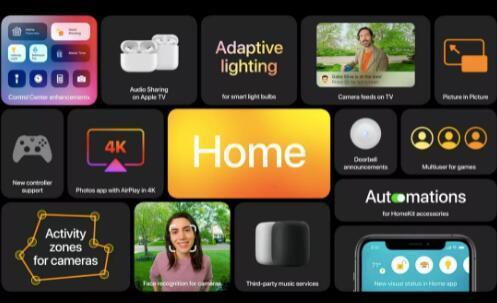 苹果HomePod更新将添加第三方音乐应用