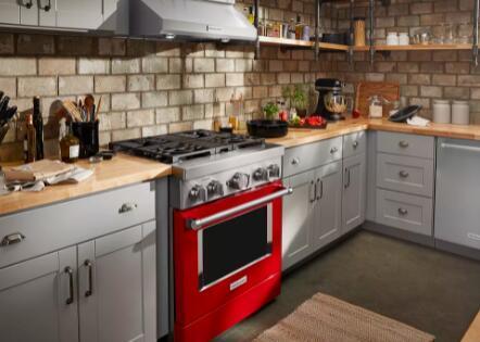 认识迄今为止色彩最丰富的KitchenAid烤箱