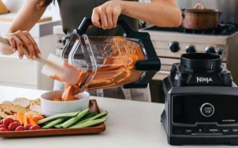 使用NinjaChef10速搅拌器提升您的冰沙游戏