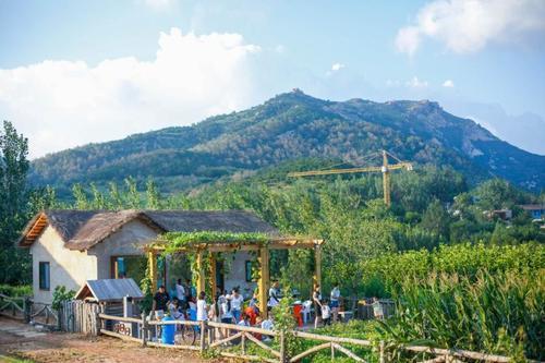 艺术乡村建设背后的藏式风土人情和红色文化内涵