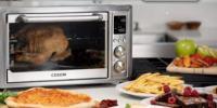使用Cosori空气炸锅烤箱烹饪所有东西
