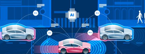 据了解那是全国第一条支持自动驾驶的智慧高速公路