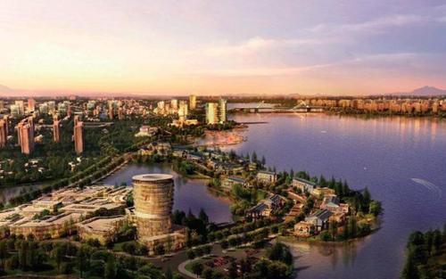 城东滨湖新城01地块由杭州地上竞得自持比例40%