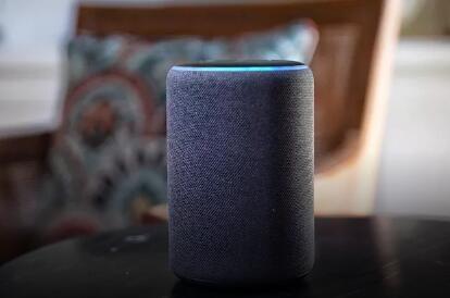 亚马逊Echo过于舒适的智能扬声器