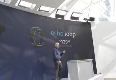 回声循环将亚马逊的Alexa带到您的手指上