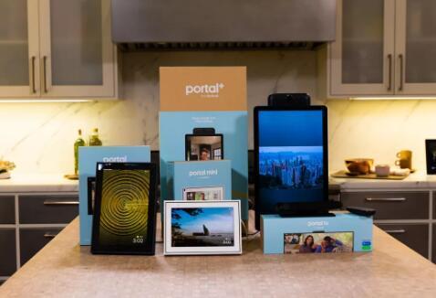 Facebook推出了PortalTV和新的Portal智能显示器