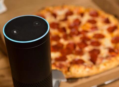 跳过刷卡并要求亚马逊Echo为您订购披萨