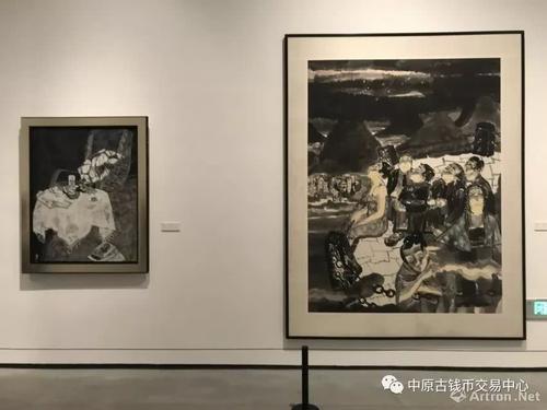 当代水墨探索者朱伟教授分别受聘为本届活动的科学顾问和特邀艺术家