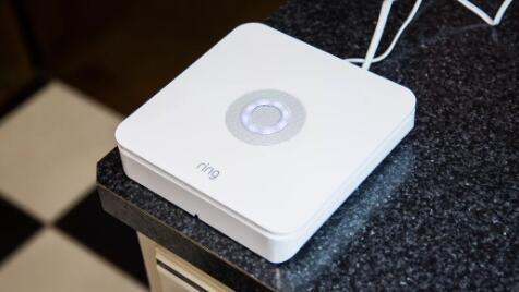 铃声警报安全系统充当其他智能家居设备的集线器