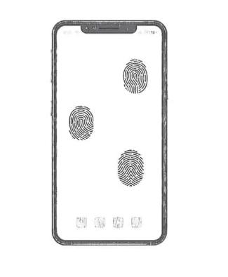 华为计划打造一款配备全屏指纹扫描仪的手机