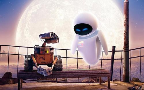 一款拥有柔性的面部肌肉能够观察并模仿附近人类表情的EVA自主机器人