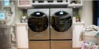 惠而浦在国际消费电子展上推出智能前置洗衣机和烘干机